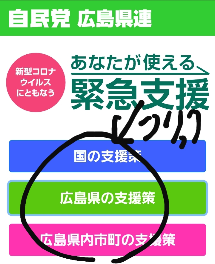 広島 県連 自民党